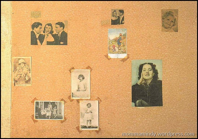 anne frank bulletin board