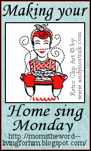 Making your home sing Mondays
