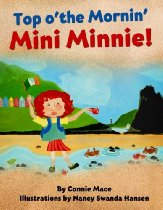 Top o' the Mornin' Mini Minnie!