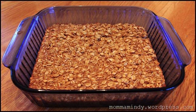 Beka's Baked Oatmeal 004
