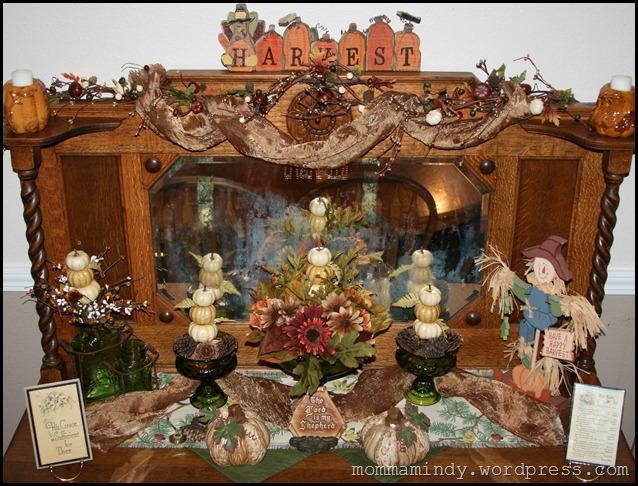 2010 Thanksgiving Buffet