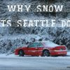 Why Snow Shuts Seattle Down @MindyJPeltier