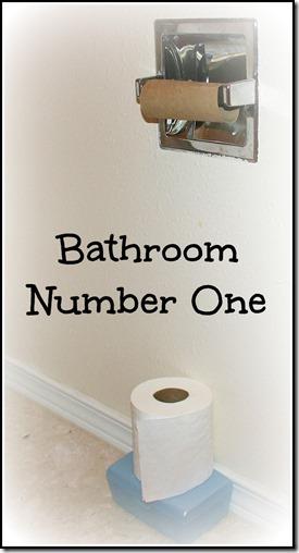 Bathroom #1 original pm