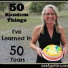 50 Random Things @MindyJPeltier