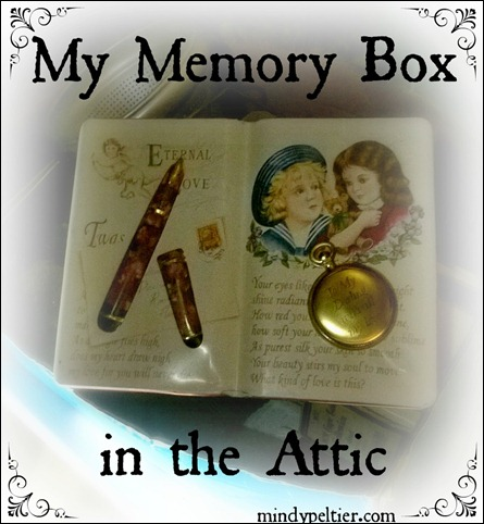 Memory Box in Attic
