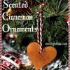 Cinnamon Dough Ornaments @MindyJPeltier