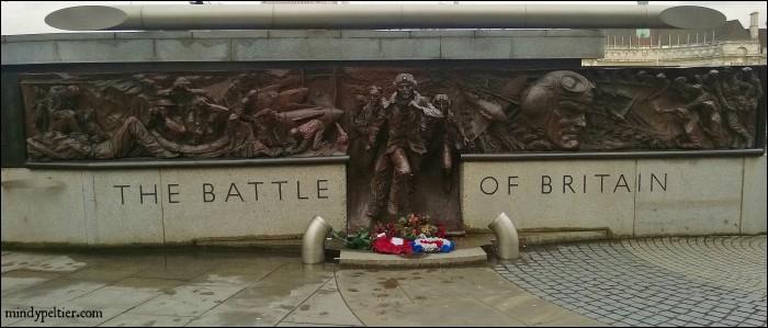 Battle of Britain Monument London @MindyJPeltier