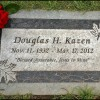 Doug Kazen grave