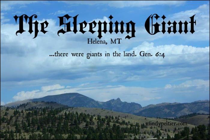 Sleeping Giant GF pm