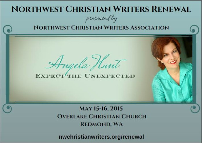 Northwest Christian Writers Renewal with Angela Hunt