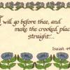 Isaiah 45:2 @MindyJPeltier