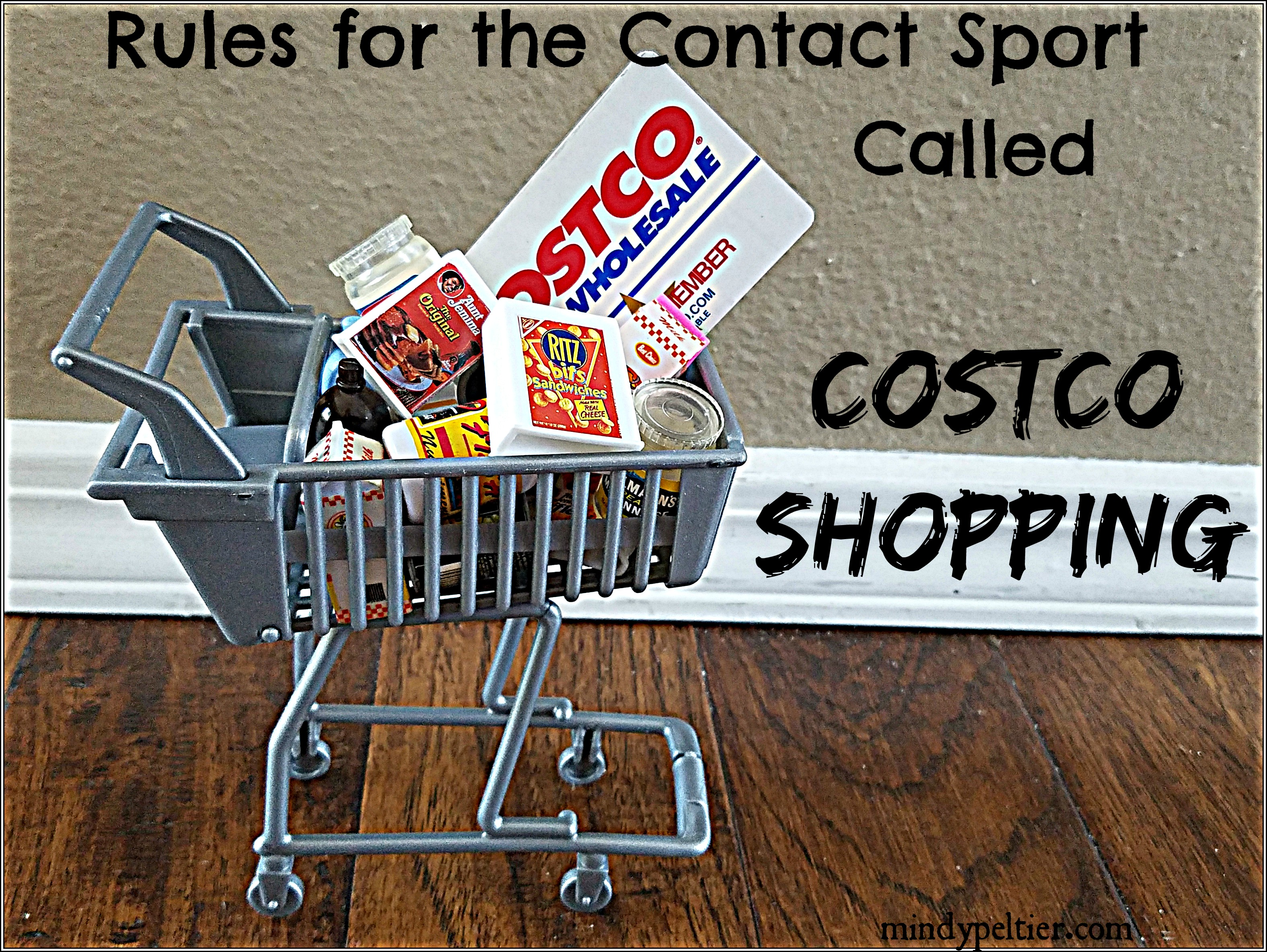 Rules for Shopping at Costco: