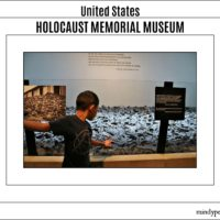 Holocaust Shoes at USHMM@MindyJPeltier